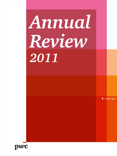 Latest 'Annual Review' Cover