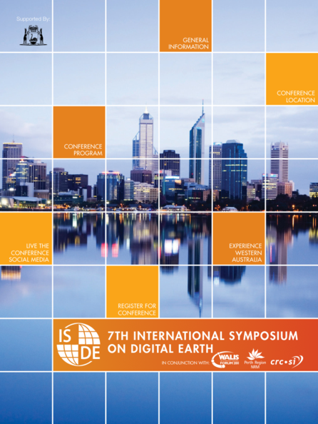 Latest 'ISDE 7 Conference Program' Cover