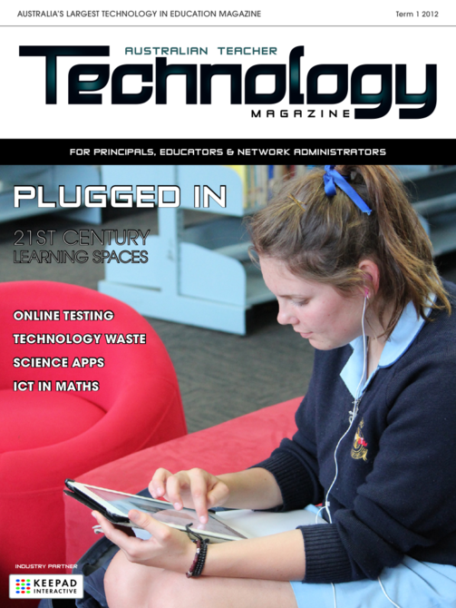 Latest 'Teacher Mag' Cover