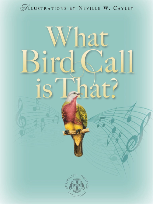 Latest 'What Birdcall is That' Cover