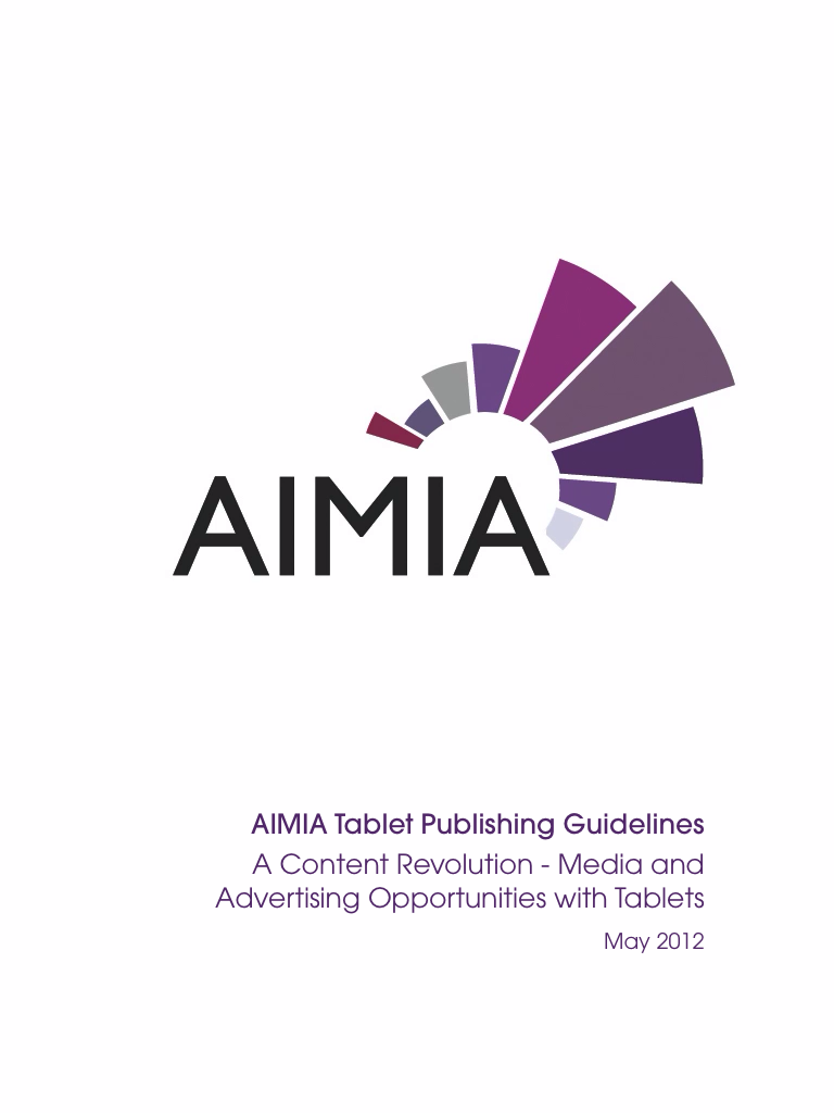 Latest 'AIMIA' Cover