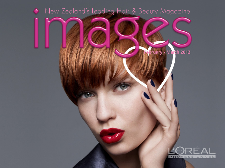 Latest 'Images Magazine' Cover