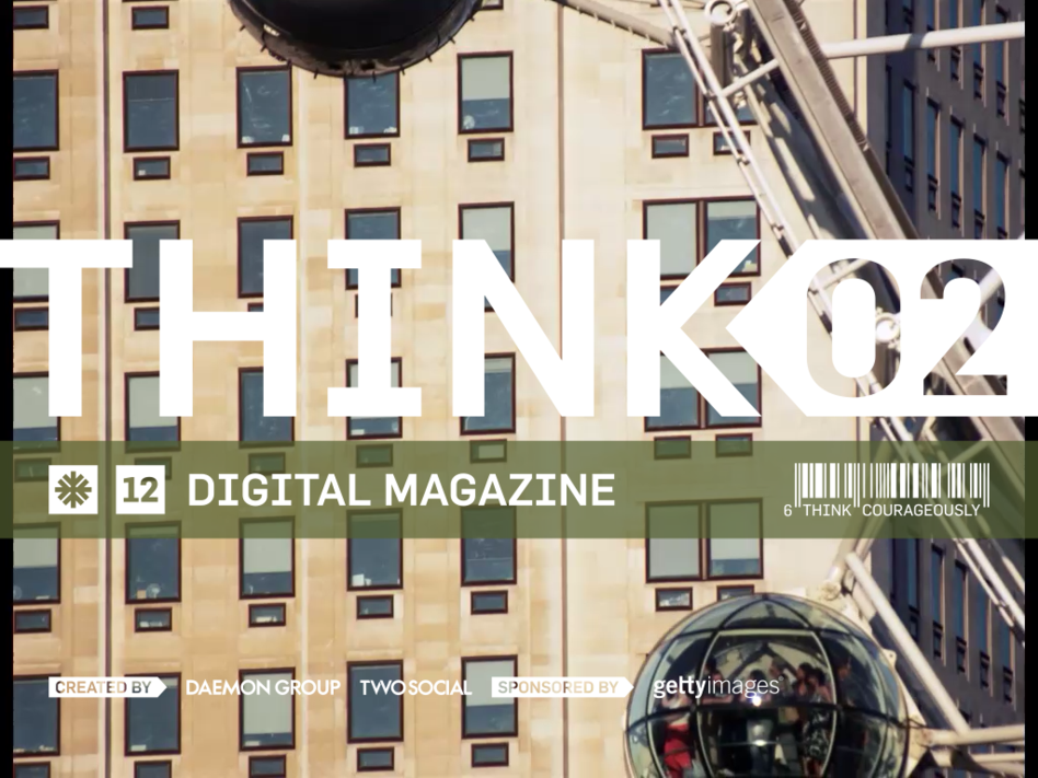Latest 'Think02 Magazine' Cover