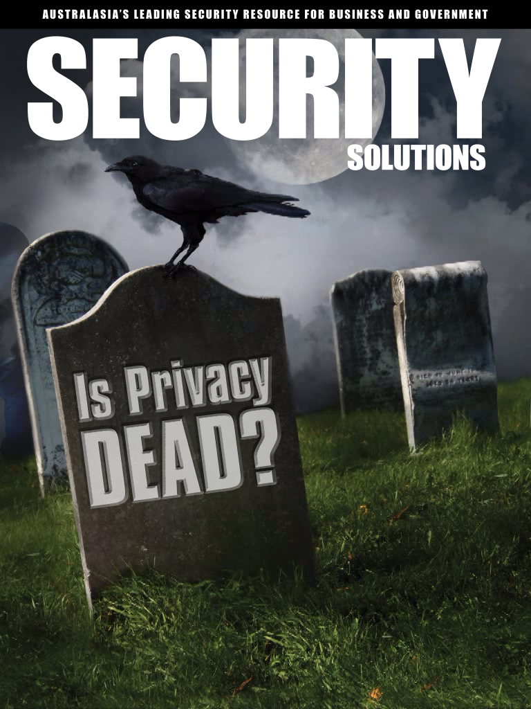 Latest 'Security Solutions' Cover