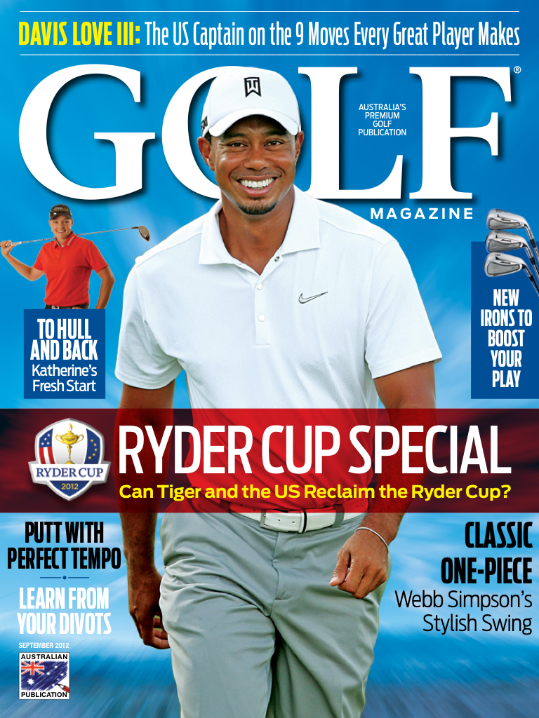 Latest 'Golf Magazine' Cover