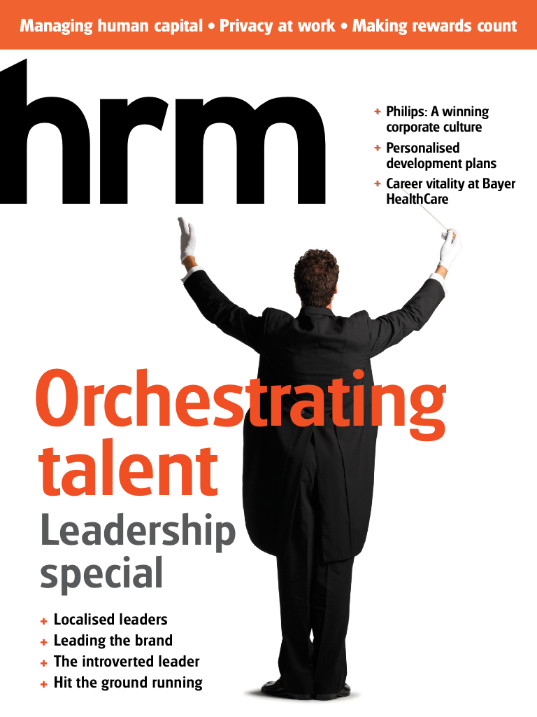 Latest 'hrm Magazine' Cover