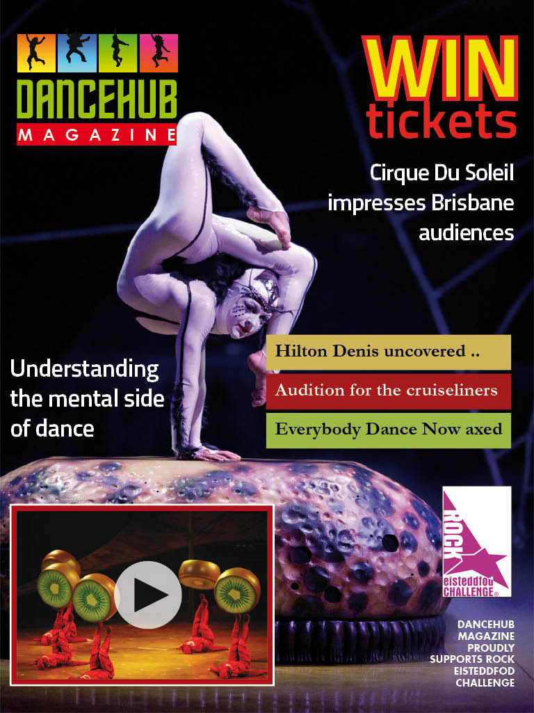 Latest 'Dancehub' Cover