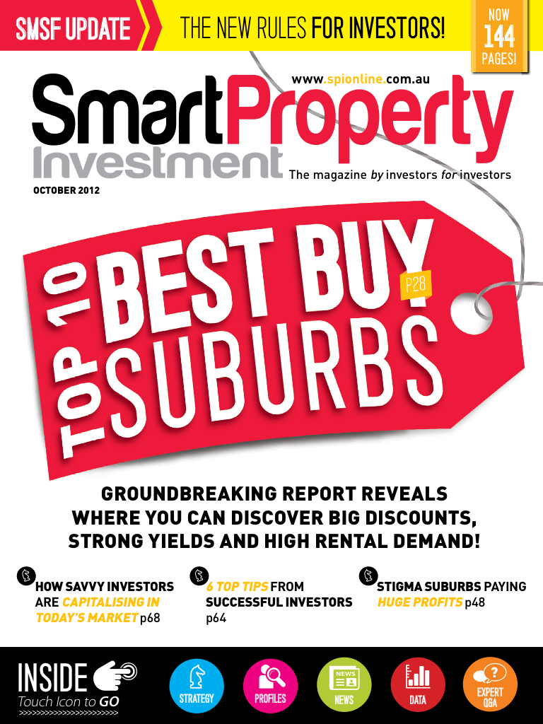 Latest 'Smart Property Investment' Cover