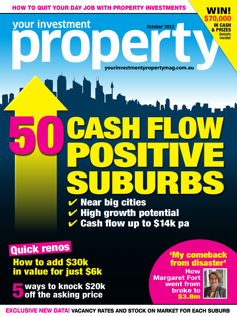 Latest 'Your Investment Property' Cover