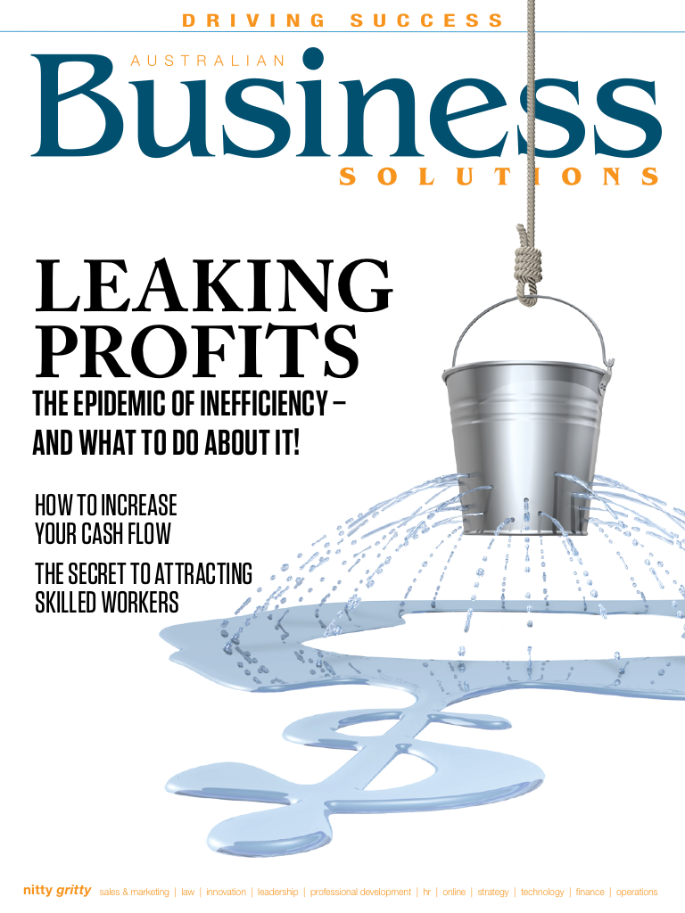 Latest 'Business Solutions' Cover